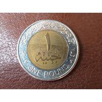 1 фунт 2007 Египет