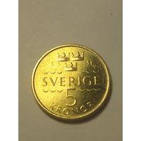 Швеция 5 крон.