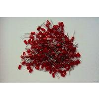 Светодиоды CQV20-4 красного свечения ф5,0мм