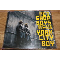 Pet Shop Boys - New York City Boy - CD