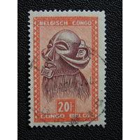 Бельгийское Конго 1948 г.