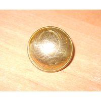 Пуговица мундирная с гербом СССР