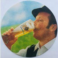 Подставка под пиво Lоwen Weisse /Германия/