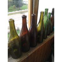 Бутылки по первой мировой. Германия.
