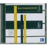 CD Sergei Rachmaninov, John Chen, Alexander Lubiantsev - Piano concertos nos. 2 & 3 (2004)