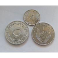 Сборный лот Алжир, Руанда, Сингапур..