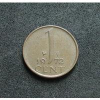 Нидерланды 1 цент 1972
