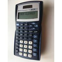 Калькулятор Инженерный Texas Instruments ti-30X IIS Научный Профессиональный Американский США Пересылка БЕСПЛАТНО