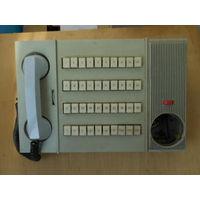 Телефон УОТС Кристалл-30 пульт добавочный  НЕТ ДИСКА