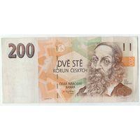 Чехия, 200 крон 1998 год.