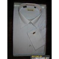 Рубашка мужская р 41-42, новая