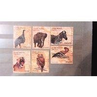 Гвинея.Африканские животные.