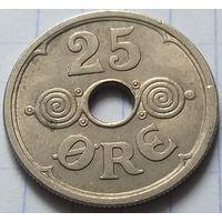 Дания 25 эре, 1936          ( 1-9-1 )