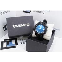 Смарт-часы Lemfo LEM6 (Android/iOS, 16Gb, GPS). Гарантия