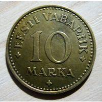 10 марок 1925 г. Эстония.