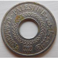 5. Палестина 5 милс 1927 год