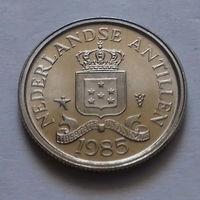 10 центов, Нидерландские Антильские острова, (Антиллы) 1985 г., UNC