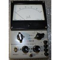 Прибор СССР для проверки транзисторов ППТ