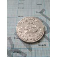 Настольная медаль Лодейное поле