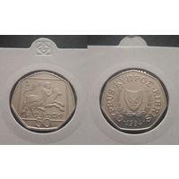 Кипр - 50 центов 1994г.