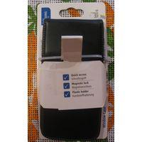Смарт чехол Flap для Samsung Galaxy S5 кожа