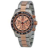 Часы хронограф Invicta Signature II 7409, новые, 45 мм.