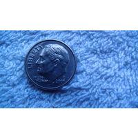 США 10 центов 2007г P. распродажа