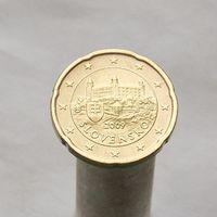 Словакия 20 евроцентов 2009