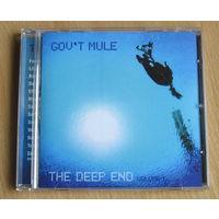 Gov't Mule - The Deep End Volume 1 (2001, Audio CD)