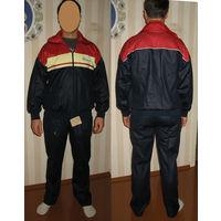 Спортивный костюм новый, произведен в 1990 году на Бобруйской трикотажной фабрике, размер 50 ,на рост 176,