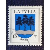 Латвия. 2000г.