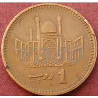 5703:  1 рупия 2006 Пакистан