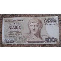 Греция 1000 драхм