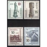 Германия, ГДР 1986 г. Mi#2993-2996** чистая полная серия (MNH)