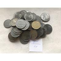 Индия 49 монет