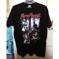 Фирменная майка Papa Roach - Tour 2013 (XL)