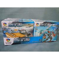 Конструктор аналог LEGO 6в1. Цена снижена.