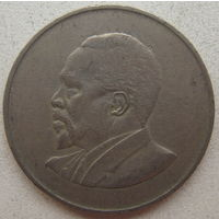 Кения 1 шиллинг 1968 г. (gl)