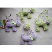 Игрушки для карусельки коврика шезлонга автокресла для новорожденных