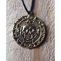 Официальный тотем, кулон, медальон к фильму Пираты Карибского моря_2