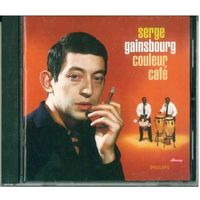 CD Serge Gainsbourg - Couleur Cafe (1996)