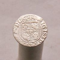 Полторак 1625 Сигизмунд III Ваза Герб Полукозец