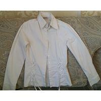 Блузка школьная р.134-140 ф.Flamingo.