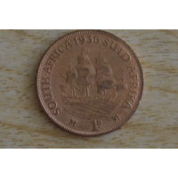 Южная Африка 1 пенни 1936