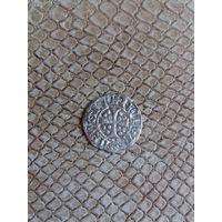 Монета редкая Средневековье