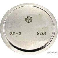 Пьезоизлучатель (пьезозвонок ЗП-4), внешний диаметр металлической части 30мм. Есть ЗП-4 с подпаяными выводами длиной 30мм.