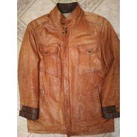 Куртка натуральная кожа, 50-52 размера