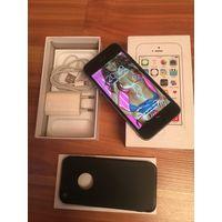 Айфон 5S, 16Гб, серый космос, оригинал.
