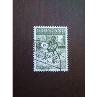 Гренландия 1961 г.