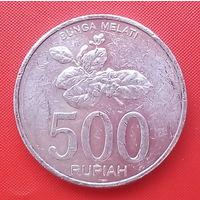 65-21 Индонезия, 500 рупий 2003 г.